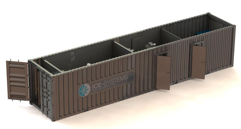 Ice Machines, Containerised