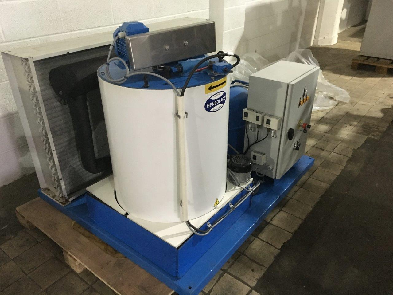 Geneglace Industrial Ice Machines