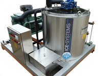 Ice-Systems Chip Ice Machine