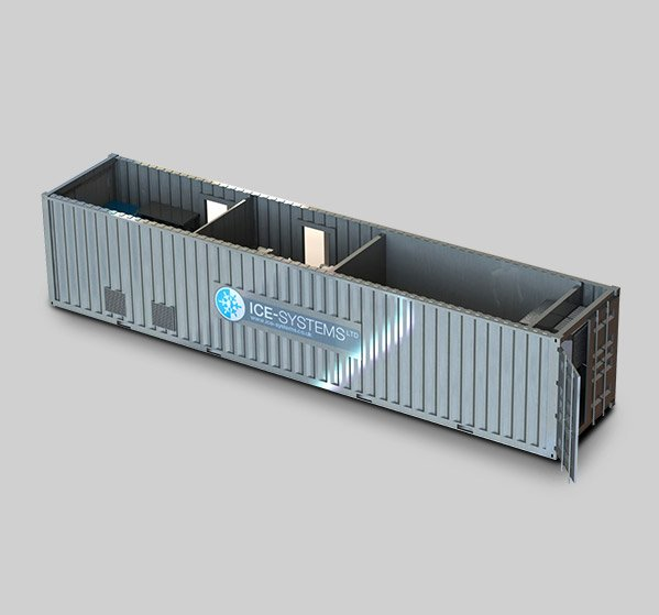 Containerised Ice Plant